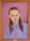 Портрет 14-ти річної дочки Наталки